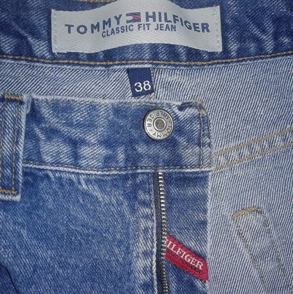 Sand-Blast Wash Tommy Hillfiger Classic Fit 38/31